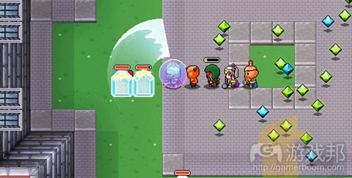 nimble quest(from gamasutra)