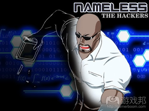 Nameless the Hackers RPG(from gamasutra)
