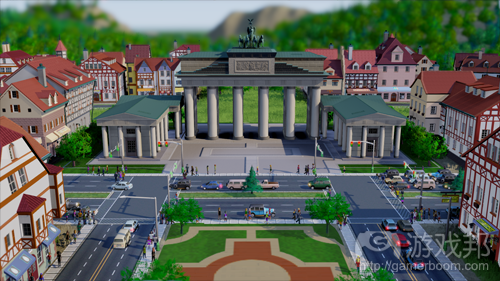 SimCity German City(from ea.com)