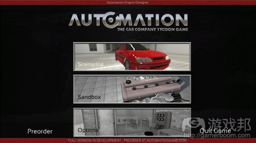 Automation The Car Company Tycoon Game(from sub5zero)