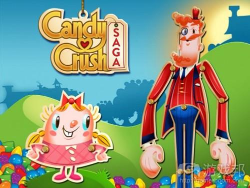 Candy Crush Saga(from gamasutra)