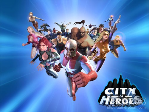 City of Heroes(from gamerzines)