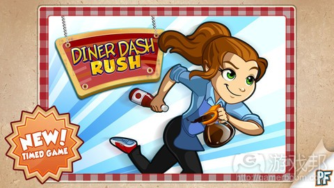 Diner Dash Rush(from appannie)