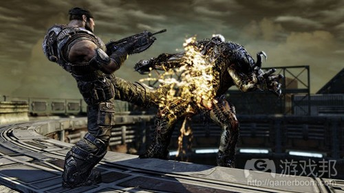 Gears of War 3(from whachootalkinboutwillis)
