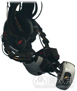 Glados(from imoustacheyousomequestions)