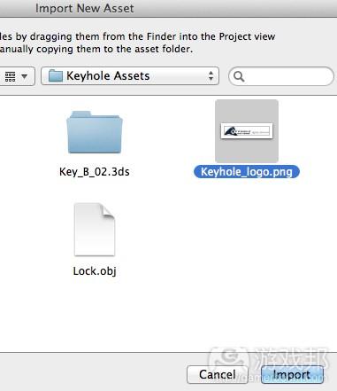 KeyShot_Import_Logo(from gamasutra)