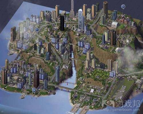 SimCity 4(from theatlantic)