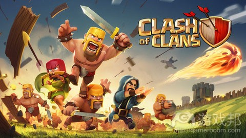 clash of clans(from d.cn)