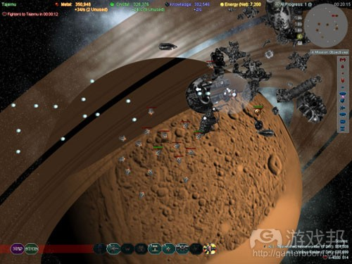 AI War:Fleet Command(from gameris)