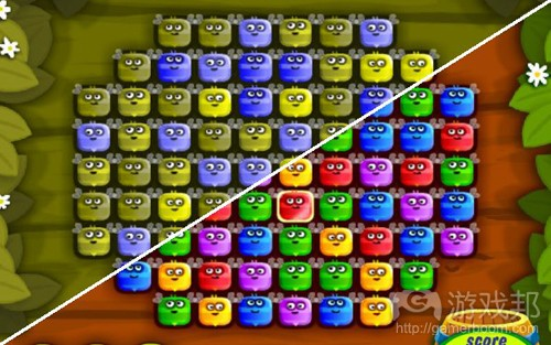 Honey BeeMatch_Colorblind_UI(from gamedev.tutsplus)