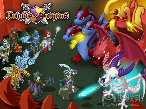 Knights-Dragons(from appsgoer.com)
