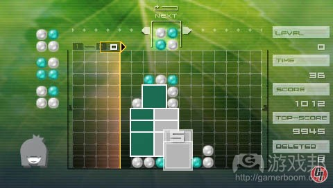 Lumines(from gamasutra)