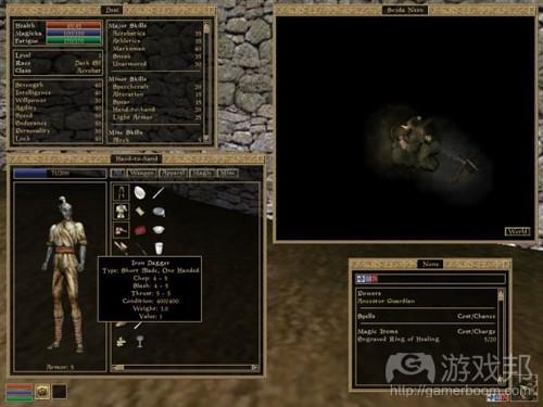 Morrowind_UI(from gamedev.tutsplus)