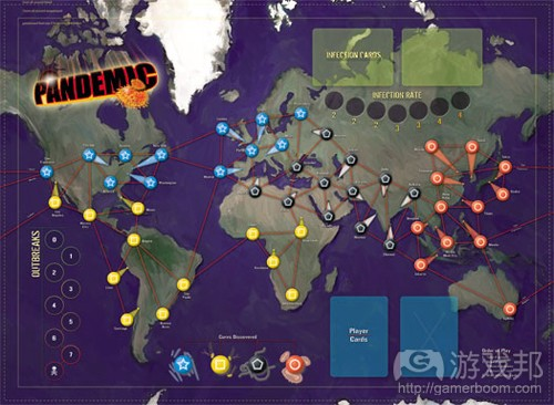 Pandemic(from themoderndaypirates.com)