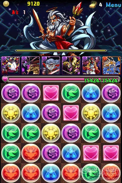 Puzzle & Dragons(from weiphone)
