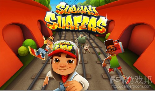 Subway Surfers(from appup)