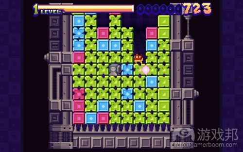 Super Puzzle Platformer(from gamasutra)