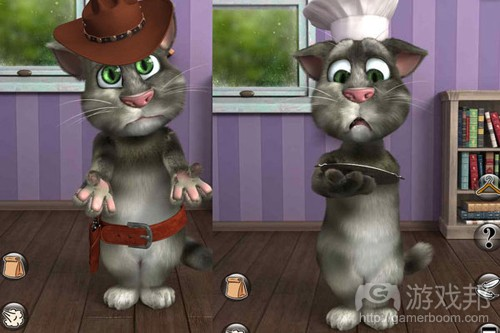 Talking Tom Cat(from free2013.com)