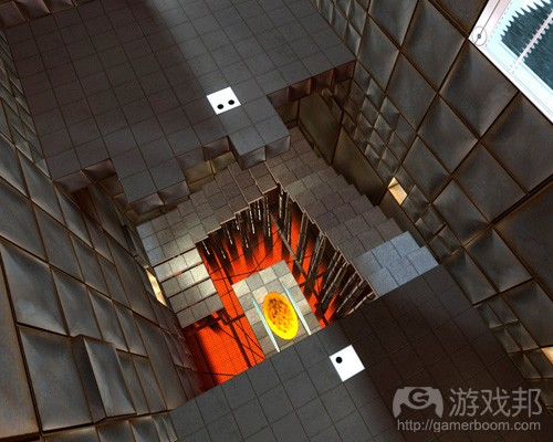 Test Chamber 10(from half-life)
