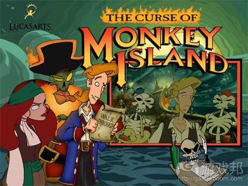 The Curse of Monkey Island(hyperspin-fe)