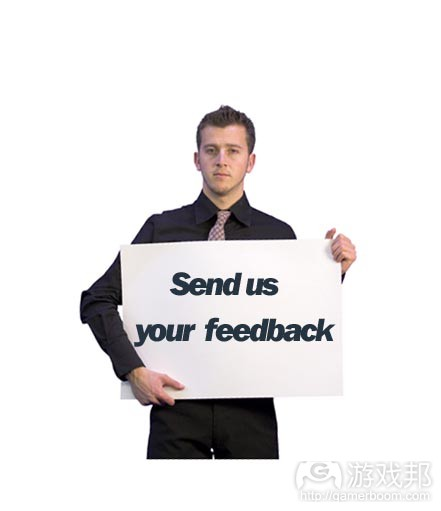 feedback(from scirra)