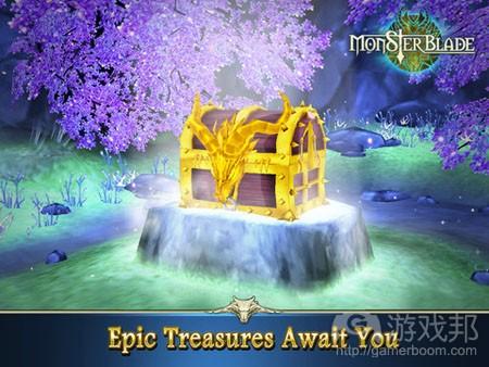 monster-blade-treasure(from pocketgamer)