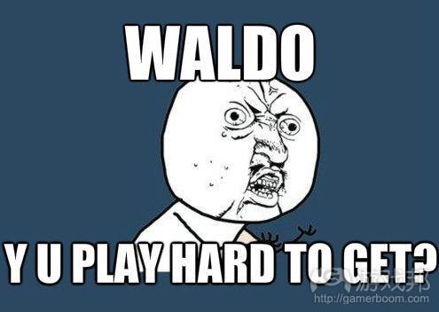 waldo-y-u-play-hard-to-get(from vunzooke.com)