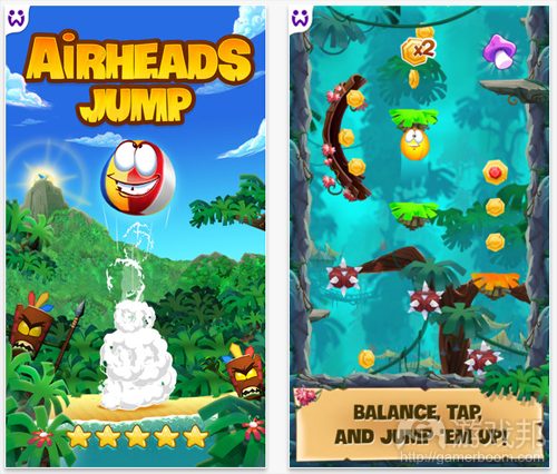Airhead Jump(from app2top.ru)