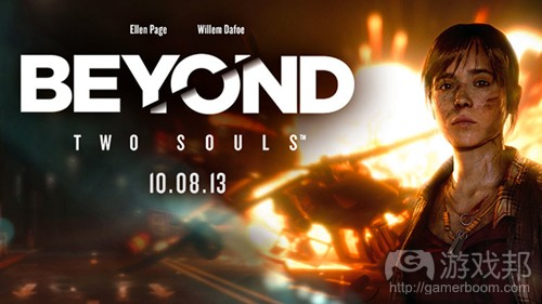 Beyond Two Souls(from gametrailers)