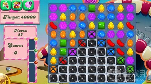 Candy Crush Saga(from kotaku.com)