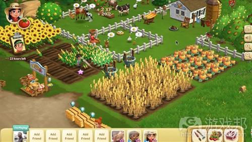 Farmville(from edge-online)