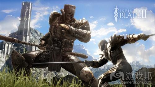 Infinity Blade II(from gameteep.net)