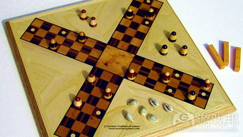 Pachisi(from edge-online)