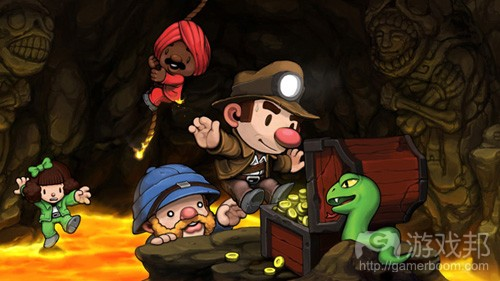 Spelunky(from edge-online)