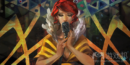 Transistor-Red-singing(from themarriedgamers)