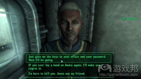 fallout3-interactive-dialogue-overseer(from gamesauce)