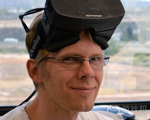john carmack(from oculusvr.com)