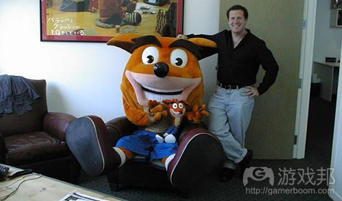 mascot(from gamesindustry)
