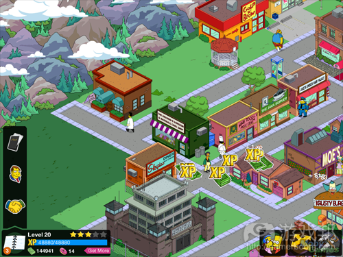 the-simpsons-tapped-out(from mobygames)