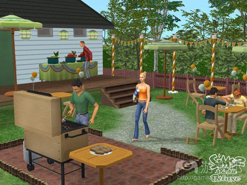 the sims 2(from crunchbase.com)