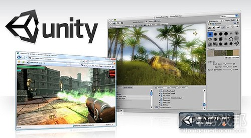 unity 3d(from pconline.com)