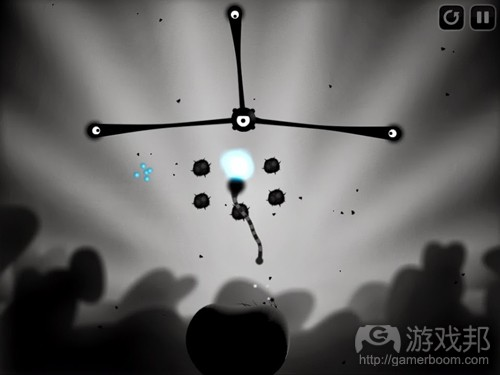 Contre-Jour(from gamasutra)