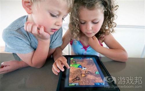 children tablet(from telegraph.co.uk)