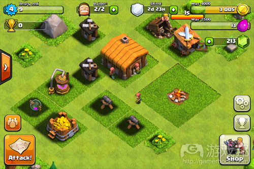 clash-of-clans-screenshot(from quarterview)