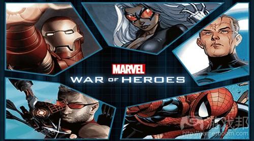 marvel WOH(from gameanalytics)