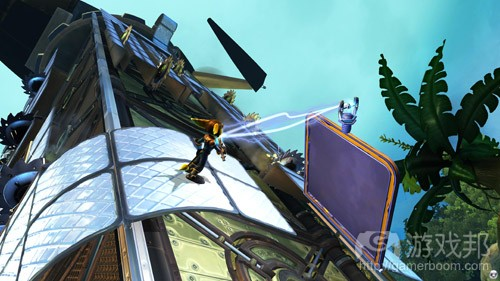 ratchet & Clank(from gamasutra)