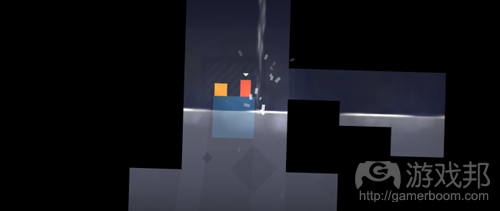 thomas Was Alone Boxes(from gamasutra)