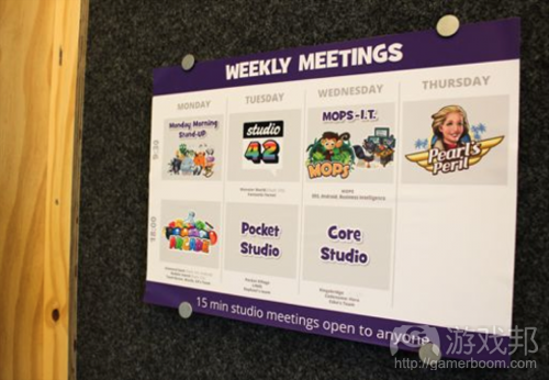 weekly meeting(from thenextweb)