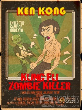 zombie killer(from gamasura)