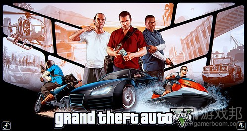 GTA V(from gamasutra)
